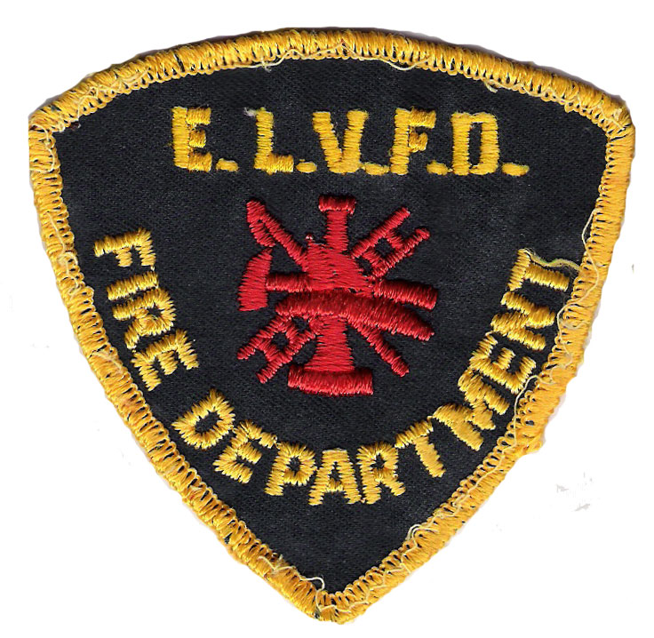 Elderville Lakeport VFD Patch