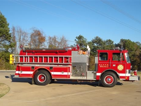 Elderville Lakeport VFD - Engine 5